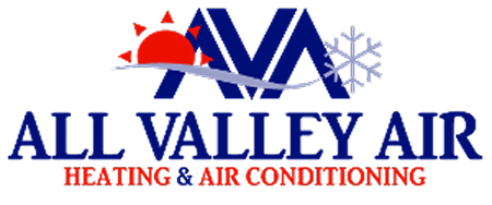 Logo, ALL VALLEY AIR HEATING & AIR CONDITIONING